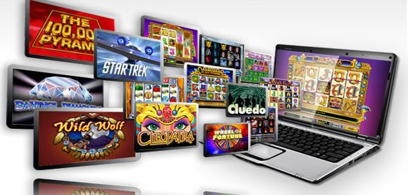 Permainan Slot Game Online Uang Asli